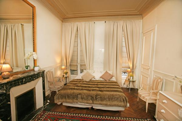 Ah Paris vacation apartment 338 - chambre_2