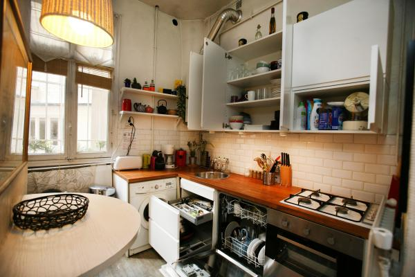 Ah Paris vacation apartment 338 - cuisine3