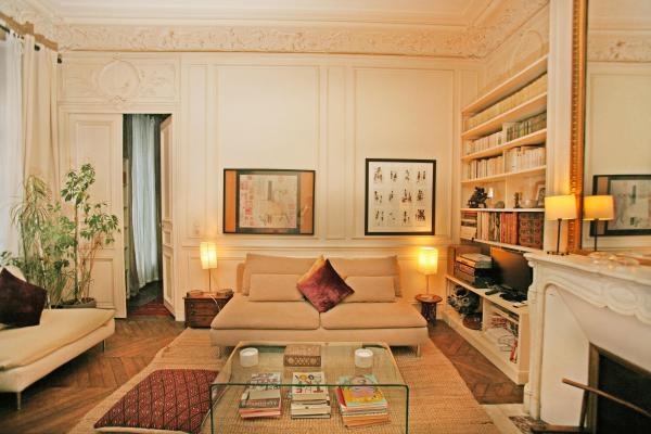 Ah Paris vacation apartment 338 - salon4