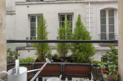 Ah Paris vacation apartment 344 - vue
