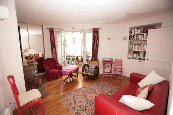 Ah Paris vacation apartment 365 - salon