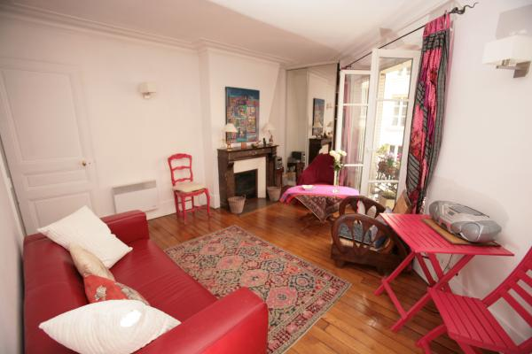 Ah Paris vacation apartment 365 - salon2