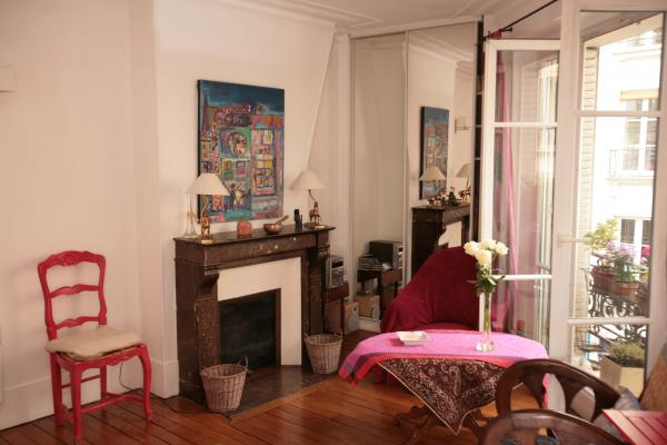 Ah Paris vacation apartment 365 - salon4