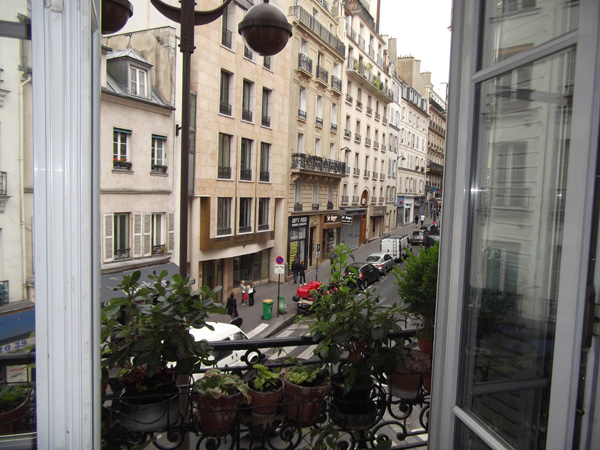 Ah Paris vacation apartment 365 - vue