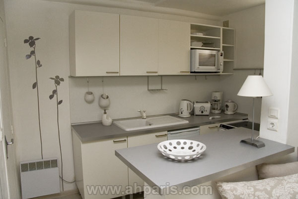 Ah Paris vacation apartment 372 - cuisine