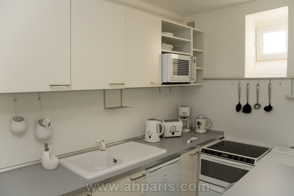Ah Paris vacation apartment 372 - cuisine2