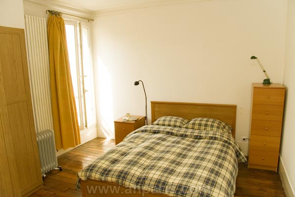 Ah Paris vacation apartment 394 - chambre