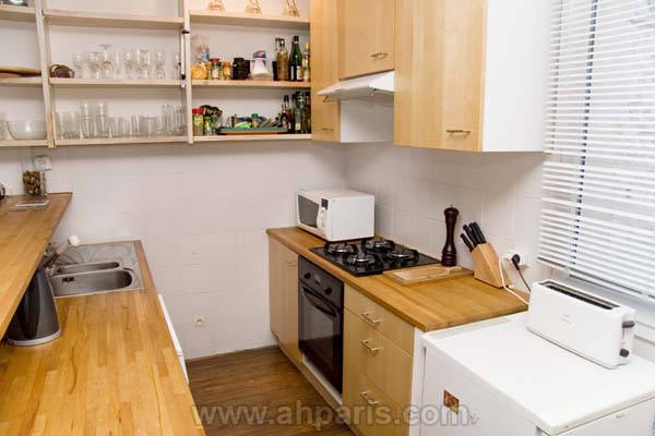 Ah Paris vacation apartment 394 - cuisine3