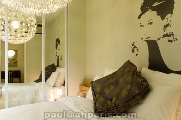 Ah Paris vacation apartment 416 - chambre_2