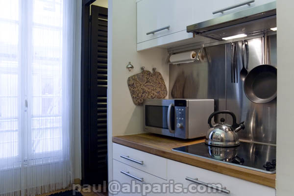 Ah Paris vacation apartment 416 - cuisine2