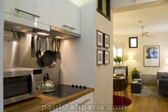 Ah Paris vacation apartment 416 - cuisine3