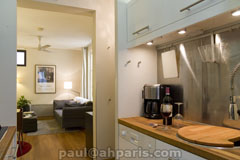 Ah Paris vacation apartment 416 - cuisine4