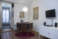 Ah Paris vacation apartment 416 - salon2