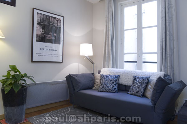 Ah Paris vacation apartment 416 - salon4