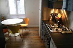 Ah Paris vacation apartment 72 - cuisine
