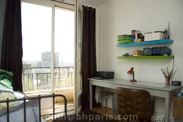 Ah Paris vacation apartment 73 - chambre2_2
