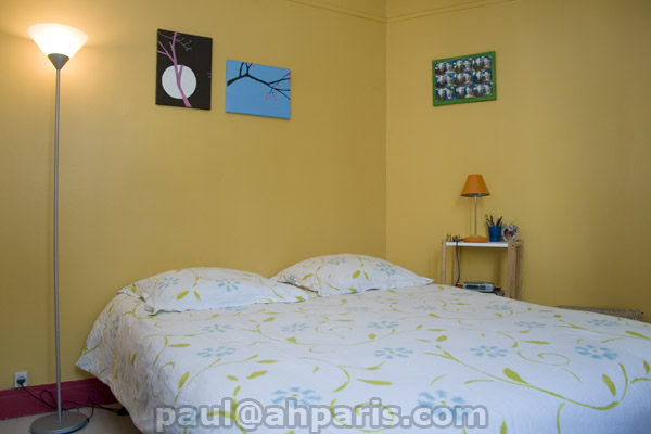 Ah Paris vacation apartment 73 - chambre_2