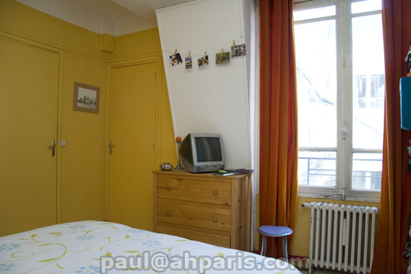 Ah Paris vacation apartment 73 - chambre_3