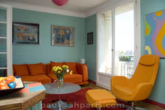 Ah Paris vacation apartment 73 - salon2