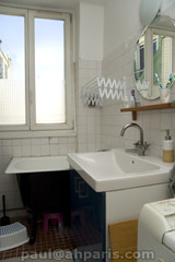 Ah Paris vacation apartment 73 - sdb2