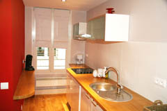Ah Paris vacation apartment 77 - cuisine2
