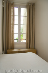 Ah Paris vacation apartment 84 - chambre_2