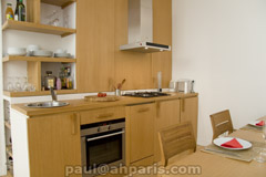 Ah Paris vacation apartment 84 - cuisine