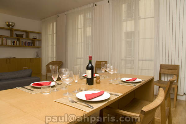 Ah Paris vacation apartment 84 - salon4
