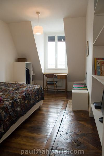 Ah Paris vacation apartment 86 - chambre
