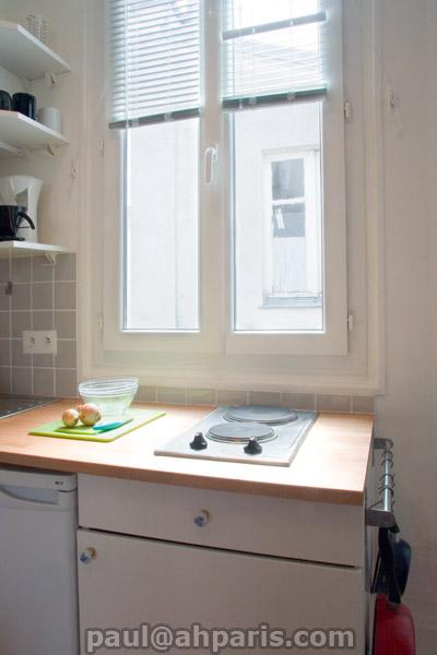 Ah Paris vacation apartment 86 - cuisine2