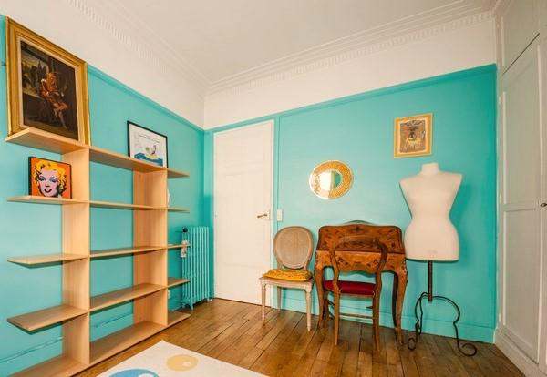 Ah Paris vacation apartment 93 - chambre