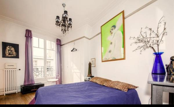 Ah Paris vacation apartment 93 - chambre3