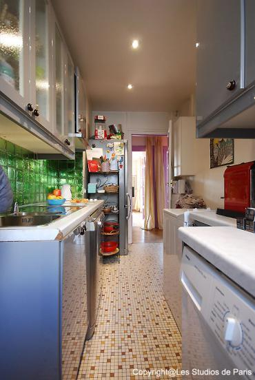 Ah Paris vacation apartment 93 - cuisine2