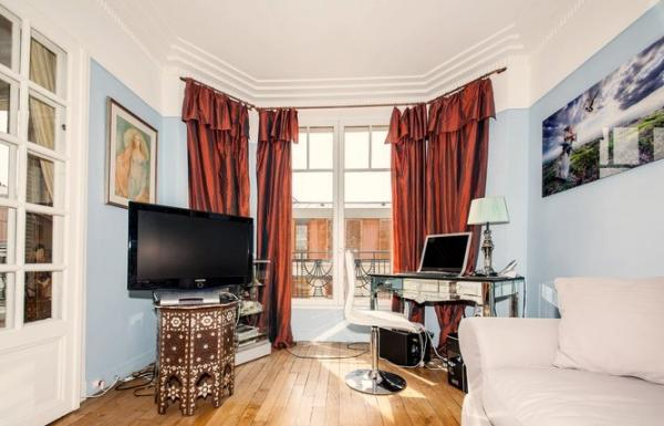 Ah Paris vacation apartment 93 - salon2
