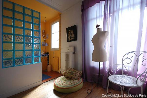 Ah Paris vacation apartment 93 - salon5