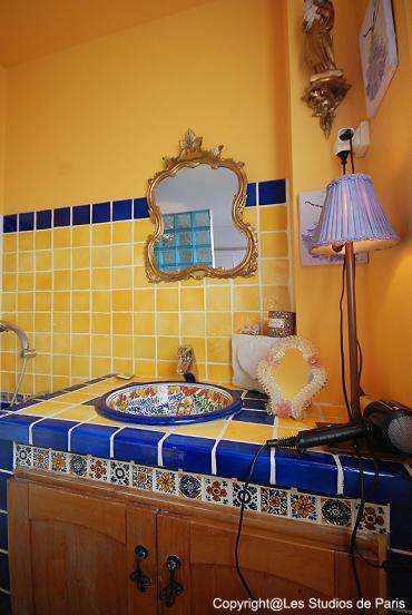 Ah Paris vacation apartment 93 - sdb2_2
