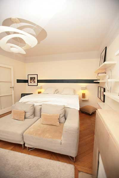 Ah Paris vacation apartment 96 - chambre2