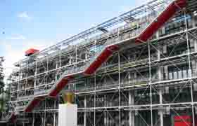 Paris Georges Pompidou Centre